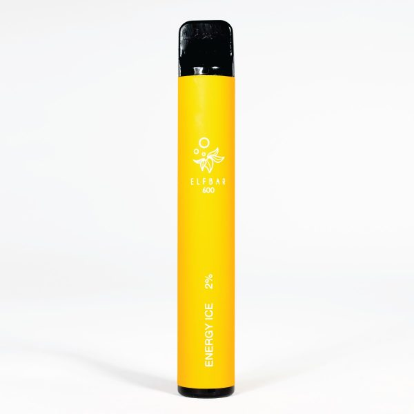 ELF BAR 600 ENERGY ICE disposable e-cig